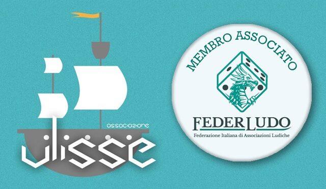 L'Associazione Culturale Ulisse si unisce alla squadra di Federludo