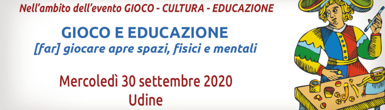 Gioco Cultura e Educazione