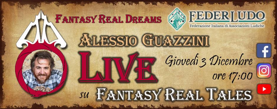 Fantasy Real Tales - Un nuovo progetto di FRD patrocinato da Federludo.