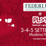 Programma di Federludo a Play! 2021